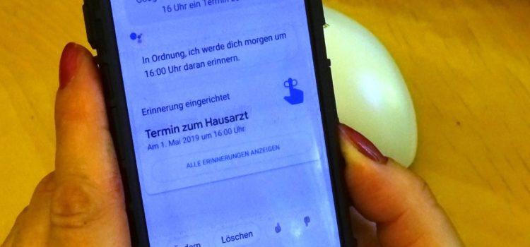Apps als kleiner Helfer? – Dialogforum Alpha Element